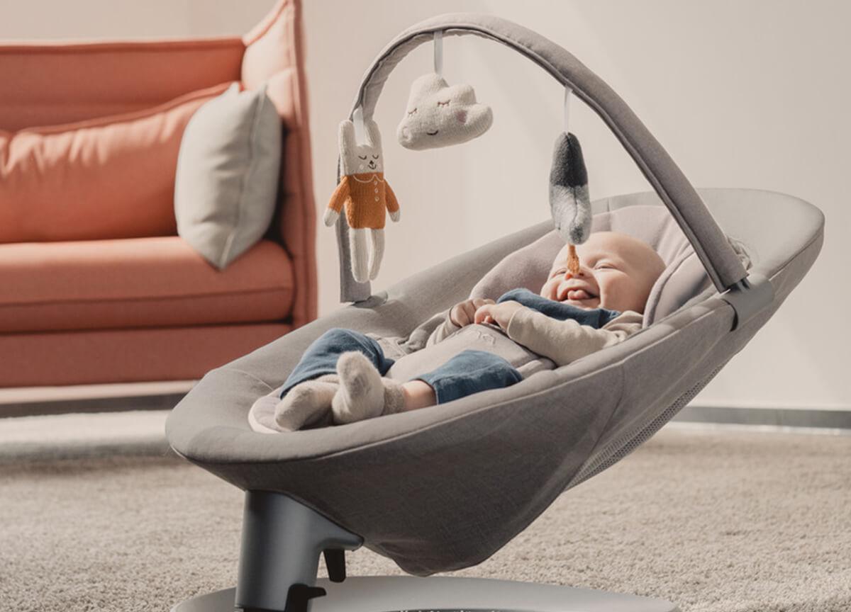 Iznimna funkcionalnost i profinjen dizajn inovativne dječje njihaljke