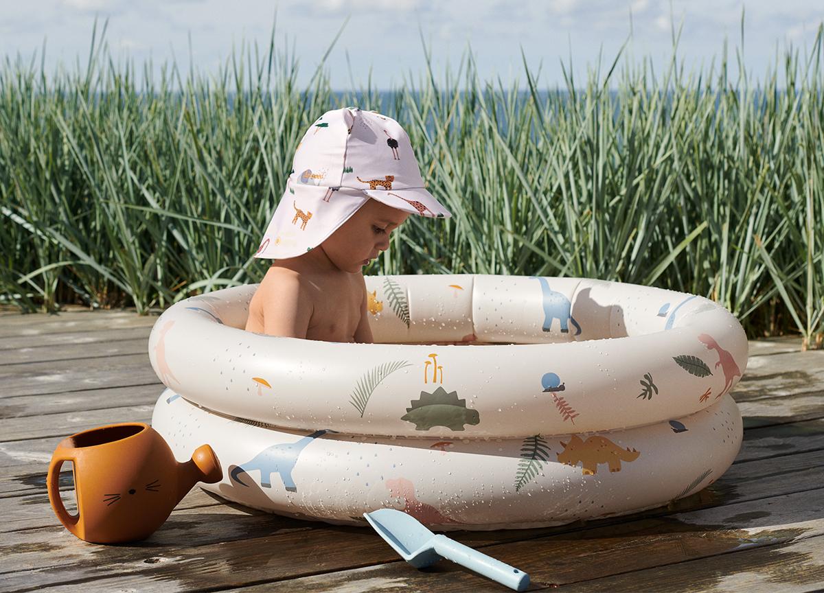 Otroški klobuček iz 100% bombaža